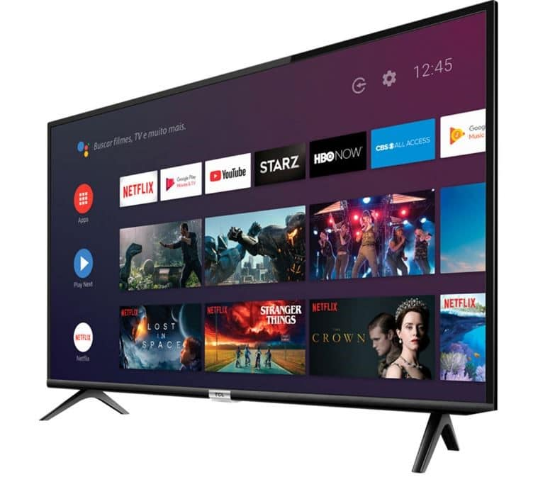 Smart TV LED 32 Android TCL 32s6500 HD