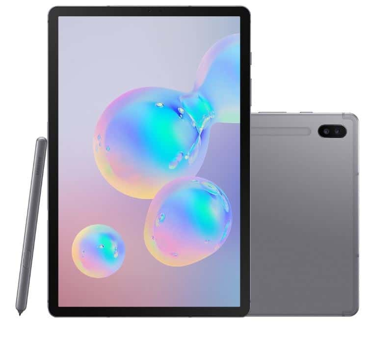 Tablet Samsung Galaxy Tab S6 128GB Android Octa-Core 2.0GHz