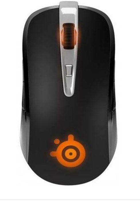 Mouse Professional Gaming Steelseries 62250 Wireless – Preto