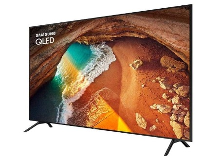 "Smart Tv Qled 4k Samsung 55"" Qn55q60"